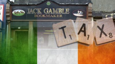Ireland's small bookmaker receives from tax breaks during the 'stand still' race.